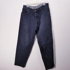 |Hugo Boss|Faded Black Denim Jeans